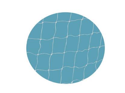 Plus Netz Für Fussballtor 300 x 96 x 200 cm