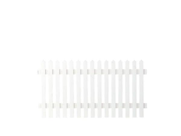 Plus Skagen Zaun weiss grundiert 150 x 80 cm