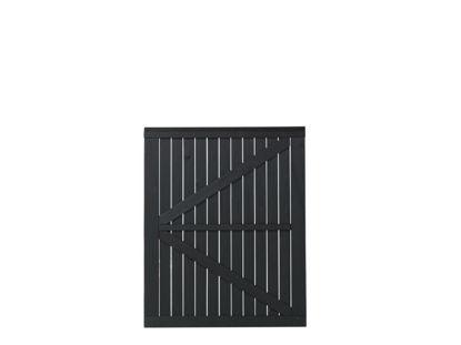 Plus Atrium Einzeltor 100 × 122,5 cm
