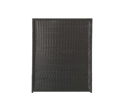 Plus Trend Zaun Polyrattan 115 x 140 cm