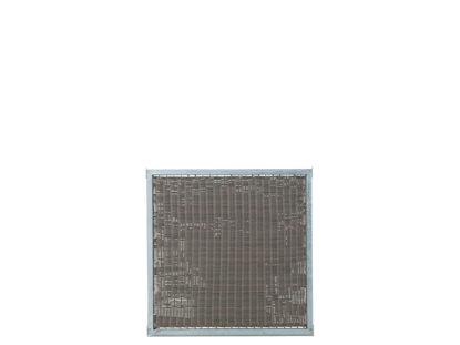 Plus Cubic Rahmenzaun mit Polyrattan 90 x 90 cm