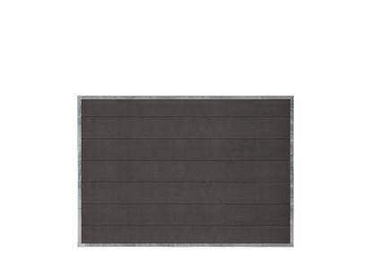 Plus Futura WPC Zaun 180 × 127 cm