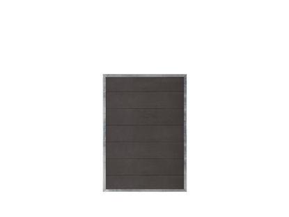 Plus Futura WPC Zaun 90 × 127 cm