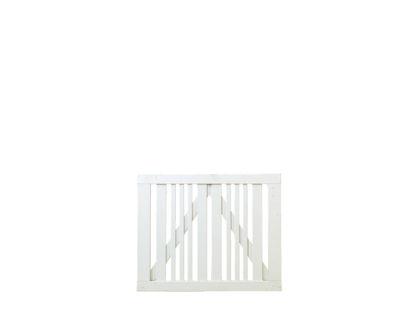 Plus Classic Gartentüre Kiefer-Fichte 100 x 80 cm
