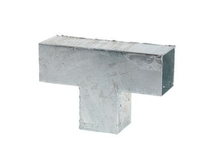 Plus Cubic Single-Verlängerungsbeschlag 30,5 x 20 cm ohne Schrauben