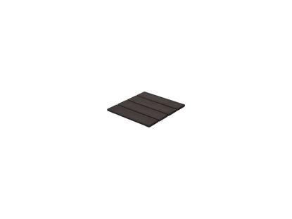 Plus Cubic Deckel 46 x 50 cm für Blumenkasten schwarz