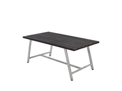 Plus Royal Tisch Recycling Kunststoff schwarz 177 cm Gastronomie Qualität
