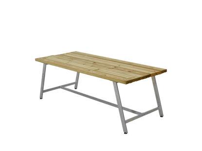 Plus Royal Tisch Kiefer-Fichte druckimprägniert 207 cm