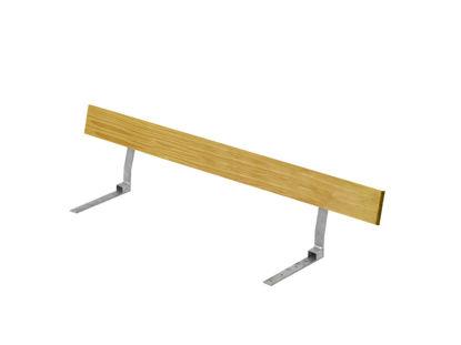 Plus Rückenlehne Kiefer-Fichte druckimprägniert 177 cm für Basic Kombimöbel