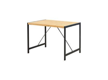 Plus Funkis Tisch 103 cm unbehandelt