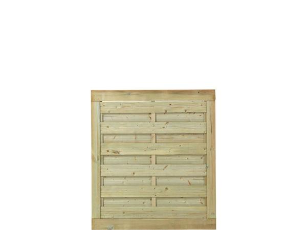 Plus Newline Einzeltor druckimprägniert 100 x 110 cm
