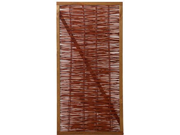 Plus Weidentor mit Rahmen 90 x 180 cm