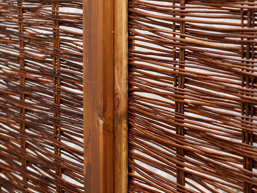 Plus Weidentor mit Rahmen 90 x 140 cm