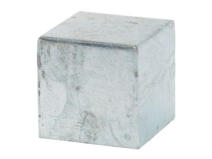 Plus Cubic Pfostenabdeckung 9,1 cm verzinkt