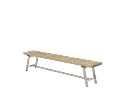 Plus Royal Lattenbank Kiefer-Fichte unbehandelt 220 cm